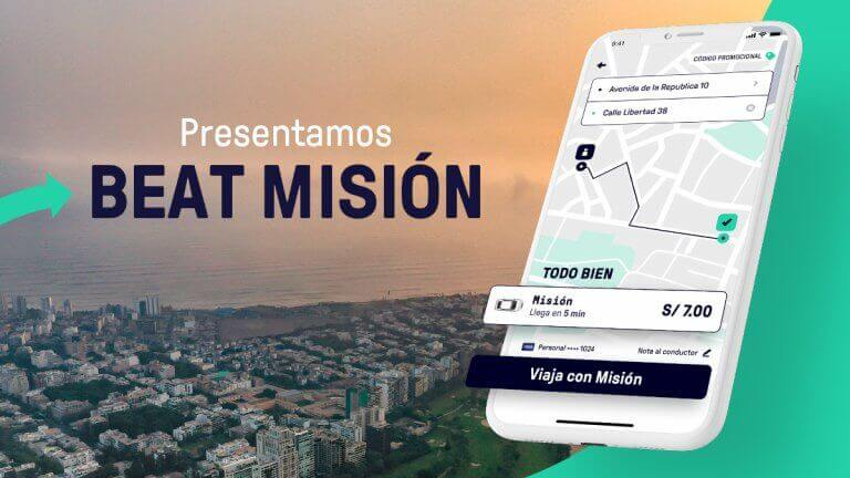 Introducing Beat Mission, our new service in response to COVID-19