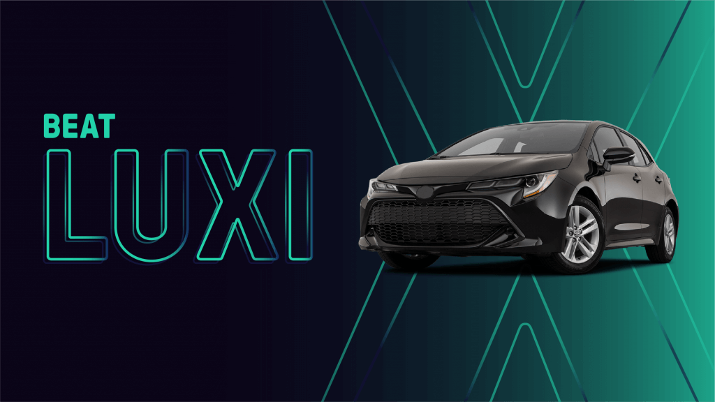 Beat Luxi is Beat's new premium transportation option featuring high-end cars. Short waiting time and increased comfort are key elements of the new service