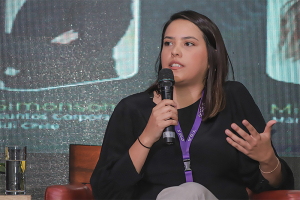 Michelle Gonzalez, Marketing Manager at the Beat app Chile, is a speaker at the LatAm Mobility Summit in Santiago.