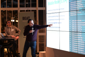 Go Meetup by Golang Amsterdam hosted by Beat