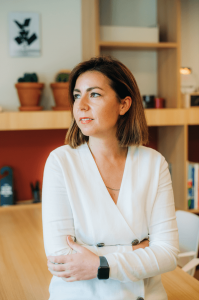 Sanja Ilic, COO at the Beat app is one of the women behind the Beat technology excellence