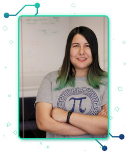 Diana Olivera is Product Support Specialist at Beat Peru and a woman in STEM.