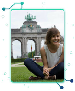 Magdalena Francowicz is Machine Learning Software Engineer at Beat and a woman in STEM.