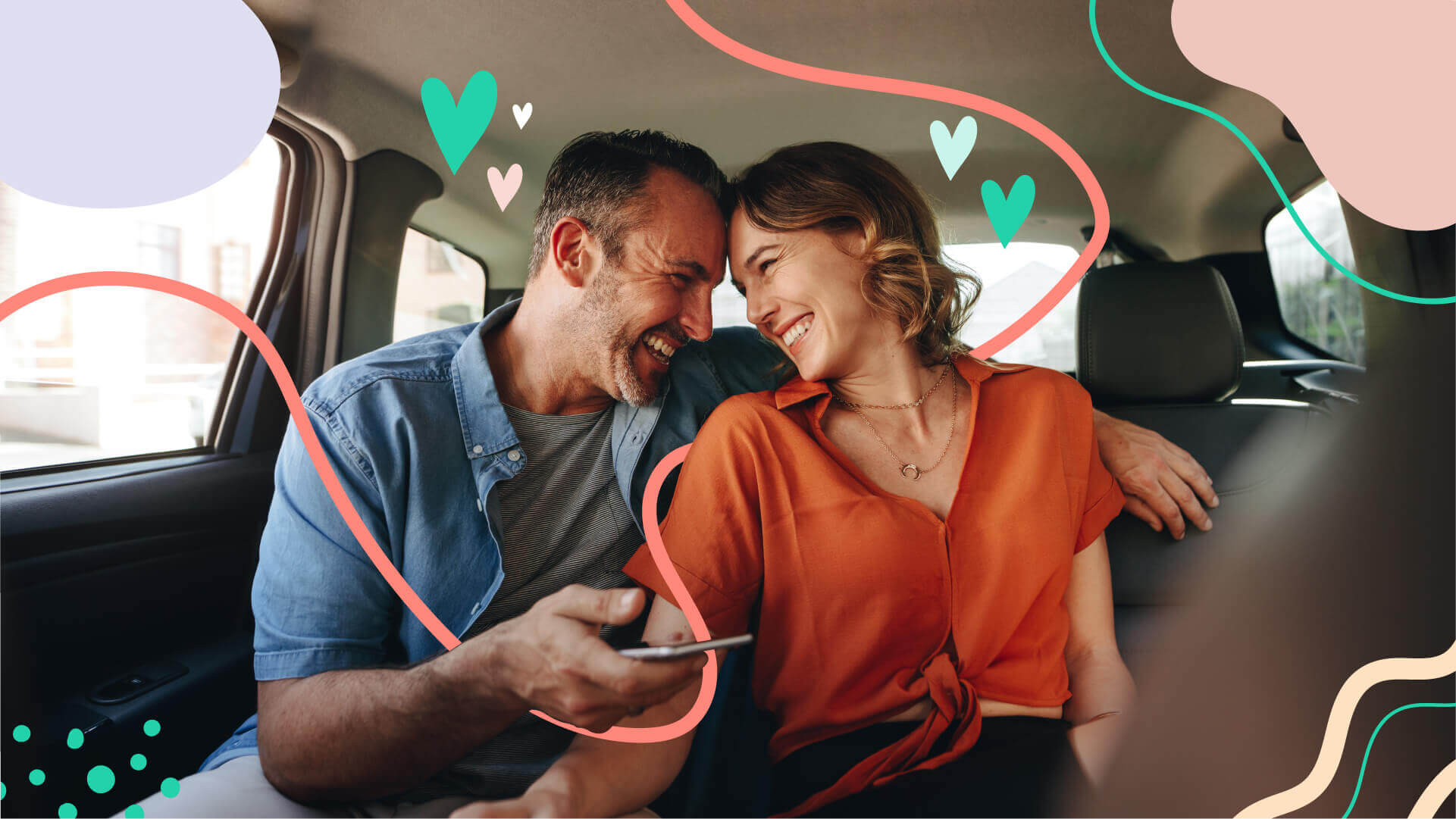Passengers find love in a Beat ride