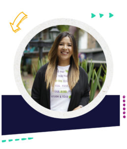 Laura Daniela Ramirez | Beat employee who shares her story about appreciating beat for its 10 years anniversary