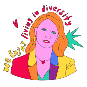 Patricia Jebsen, General Manager at Beat Argentina describes what inclusion means for her and how it feels to be a Beat employee, being around diverse individuals, sharing the same purpose.